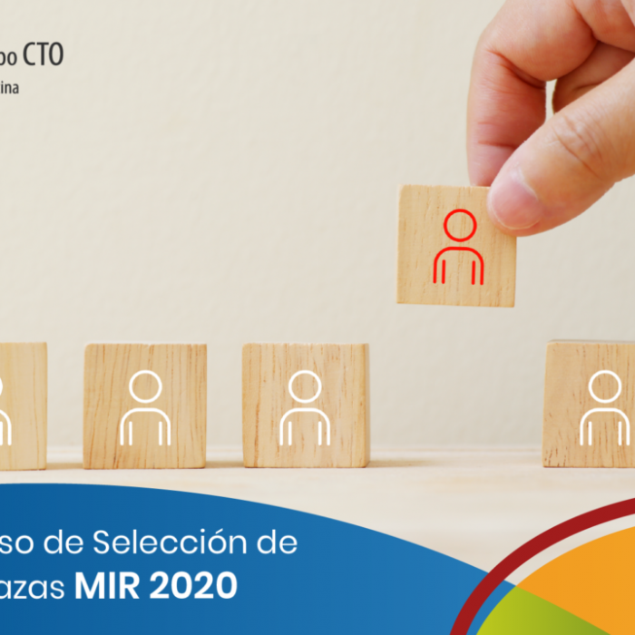 Finaliza el Proceso de Selección de Plazas MIR 2020